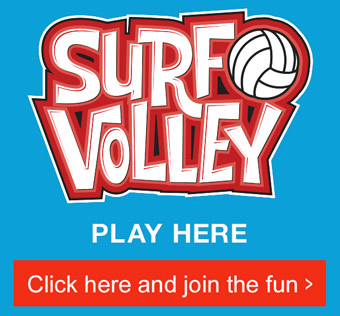 SurfVolley Button